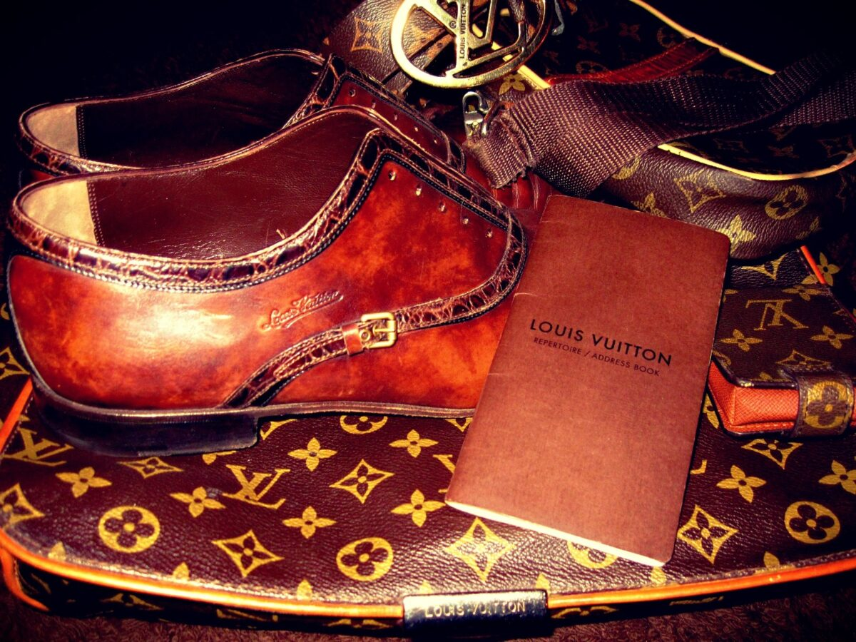 chaussures Louis vuittons
