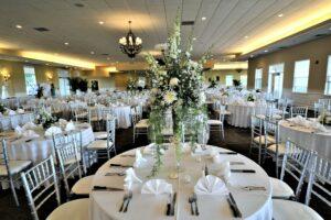 compositions florales de mariage