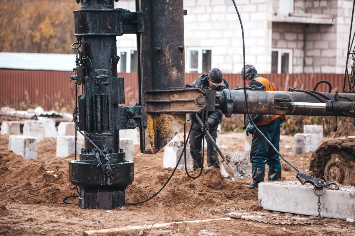 construction analyse des sols