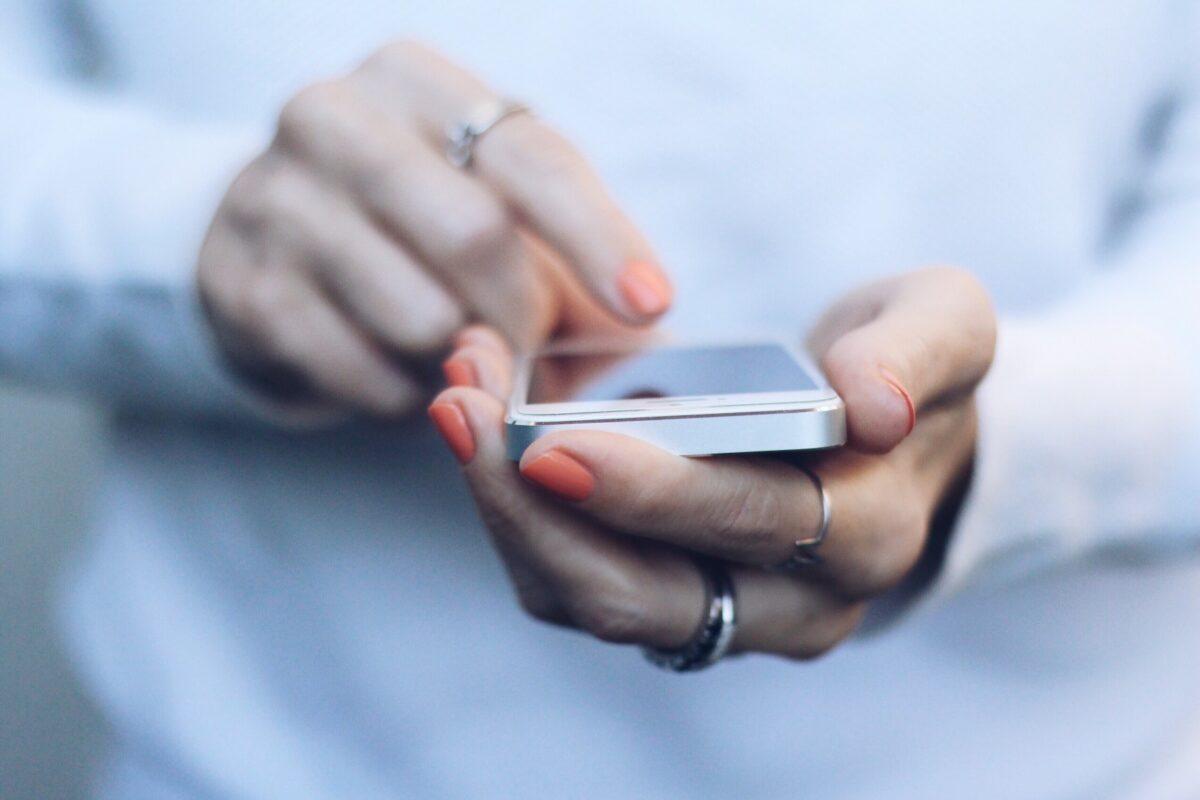 restaurer smartphone