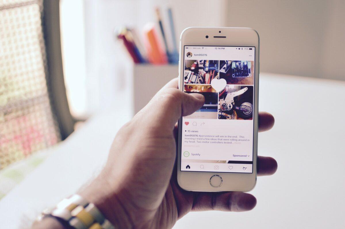 vendre sur Instagram